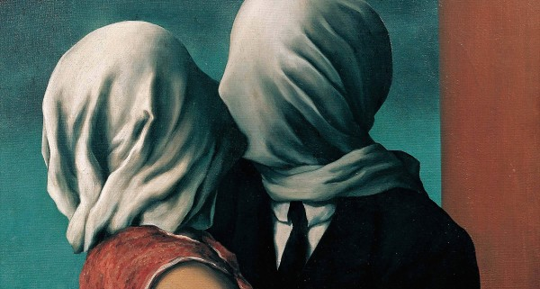 The Lovers 1928 (Rene Magritte)
